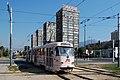 Sarajevo Tram-237 Line-3 2011-10-04 (2).jpg