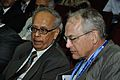 Saroj Ghose and Hans-Martin Hinz - Kolkata 2014-02-14 2983.JPG