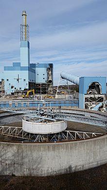 Verso Paper Sartell Mill - Wikipedia