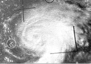 Hurricane Arlene (1963)
