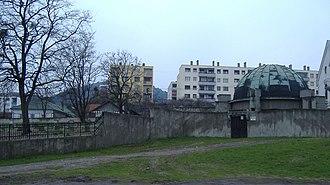 Sátoraljaújhely - Abandoned Jewish synagogue and cemetery
