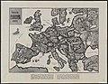 Satyrische Europa Karte, Weltkrieg 1914 Zeichnung u. Entwurf, E. Zimmermann.jpg