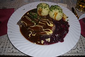 Sauerbraten with potato dumplings.jpg