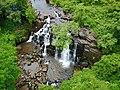 Savdav Waterfalls Maharashtra India.jpg