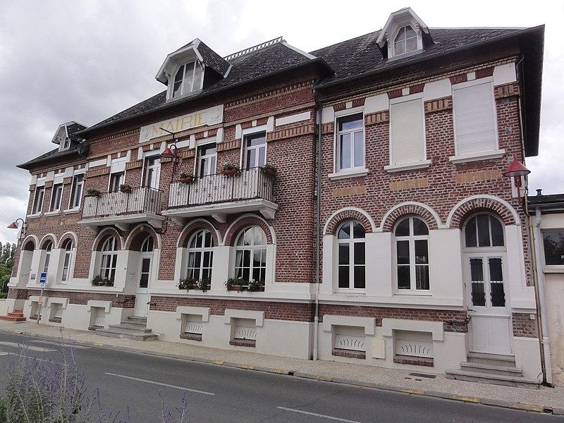 Savy (Aisne) mairie