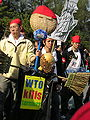 Scarecrow with words WTO kills farmers.jpg