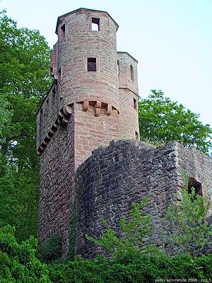 Neckarsteinach - Schwalbennest