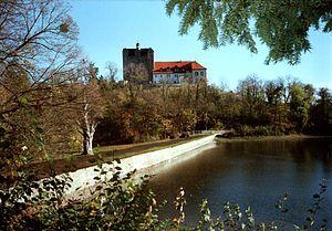 Principality of Anhalt - Ballenstedt Castle