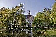 Schloss saalfeld schlossgartenansicht