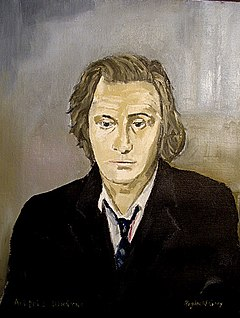 Second Portrait of Russian Composer Alfred Schnittke[28]