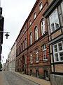 Schwerin Apothekerstraße 48 ehem. Vereinshaus mit Saalanbau (Wichernsaal) 2014-05-23 1.JPG
