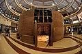 Science on Sphere under Construction - Dynamotion Hall - Science City - Kolkata 2016-02-23 0719.JPG