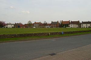 Scorton, North Yorkshire - Image: Scorton