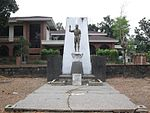 Scout Albano Monument and Park1.JPG