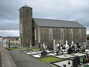 Aghacommon - Image: Seagoe Parish Catholic Church geograph.org.uk 129143