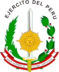 Seal of the Peruvian Army.png