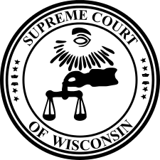 Seal of the Supreme Court of Wisconsin.svg