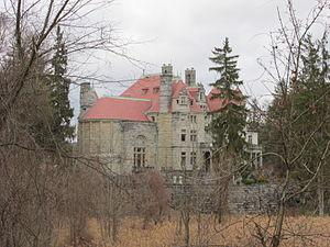 Searles Castle (Massachusetts) - Searles Castle