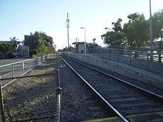 Grange railway line - Image: Seaton Park Railway Station Adelaide