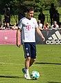 Sebastian Rudy Training 2018-05-08 FC Bayern Muenchen-3.jpg