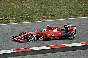 Ferrari - Ferrari SF15-T (2015)