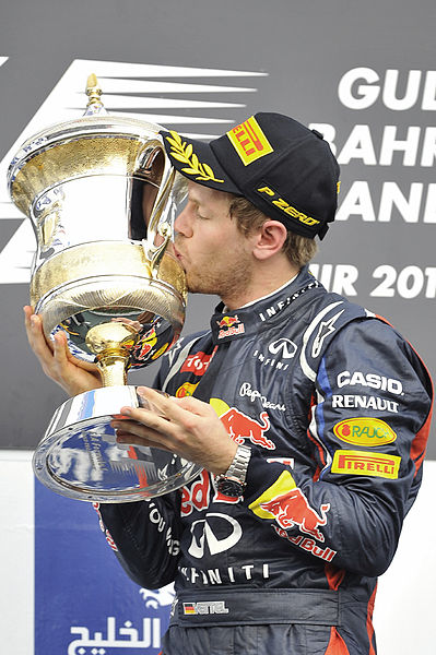 Vettel Bahrain