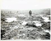 Second Battle of Passchendaele - Field of Mud