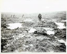 Second Battle of Passchendaele - Field of Mud