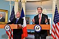 Secretary Kerry Addresses Reporters After a Meeting With French Foreign Minister Jean-Marc Ayrault (29543132174).jpg