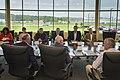 Secretary Perdue visits Triumph Food 20170428-OSEC-PJK-1162 (34209365431).jpg