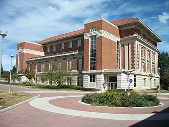 Cedar Falls, Iowa - Seerley Hall at University of Northern Iowa