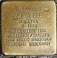 Selda Ebe geb. Eyba, Eckenheimer Landstr. 84 (Frankfurt am Main- Nordend).jpg