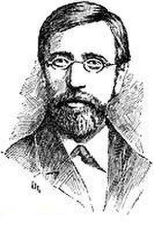 Seligman Baer - Portrait of Seligman Baer, from the 1906 Jewish Encyclopedia.