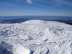Selimitsa - Selimitsa Peak from Cherni Vrah