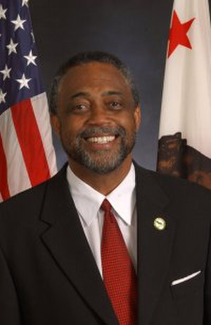 Curren Price - Image: Senator Curren D. Price, Jr