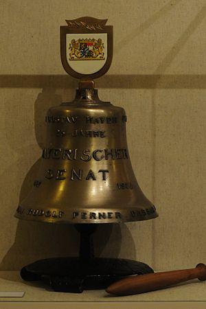 Bavarian Senate - The Senate Bell