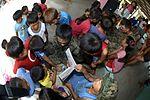Service members visit Santa Juliana Elementary School during Balikatan 2015 150420-F-LH638-321.jpg