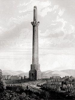 Shamkir minaret Monpere.jpg
