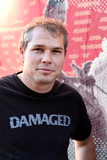 Shepard Fairey American contemporary street artist, graphic designer activist and illustrator