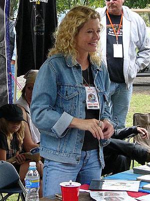Sheree J. Wilson - Wilson on the 2008 Trail of Tears Memorial Ride