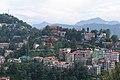 Shimla, India, Panoramic view of Shimla hills.jpg