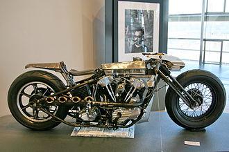 Shinya Kimura - Spike, a Shinya Kimura custom motorcycle