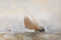Shipping Off the Coast by Edward Duncan.png
