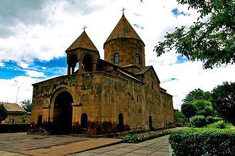 Shoghakat Church - Image: Shoghakat