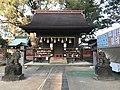 Shomo Shrine in Umi Hachiman Shrine.jpg