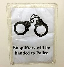 Shoplifting - Wikipedia