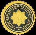 Siegelmarke 1. Garde - Dragoner - Regiment Königin von Grossbritannien und Irland W0238423.jpg