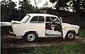Siegfried Wehrhoff, DDR Flucht Vorbereitung, Trabant mit ausgebauten Sitzen, 08.06.1989.jpg