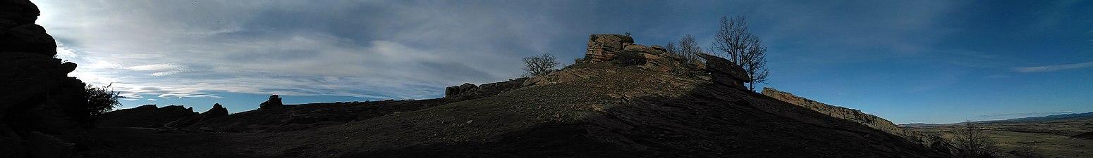 Sierra de Caldereros Panorama.jpg