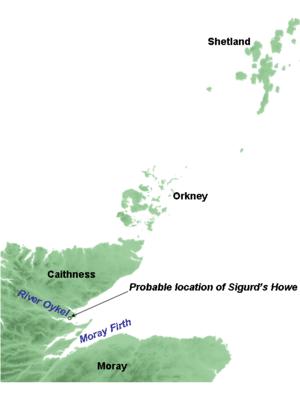 Sigurd Eysteinsson - Image: Sigurd Eysteinsson's Scotland